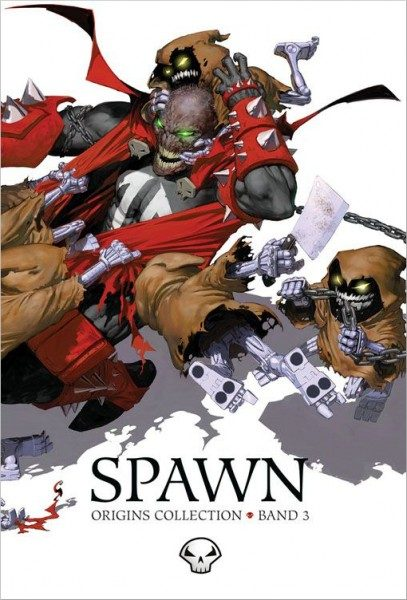 Spawn Origins Collection 3 Cover