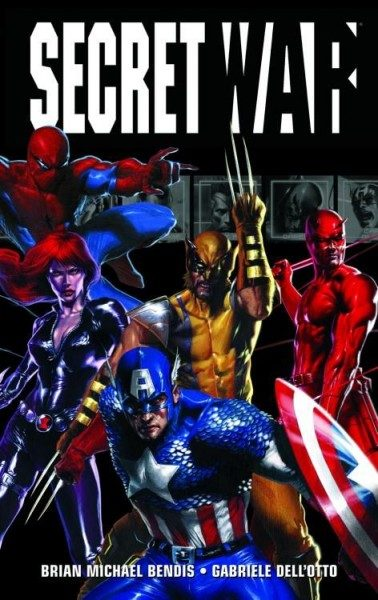 Marvel - Secret War