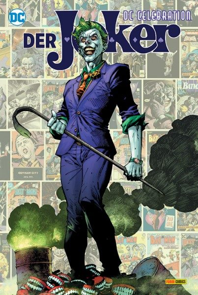 DC Celebration - Der Joker Cover