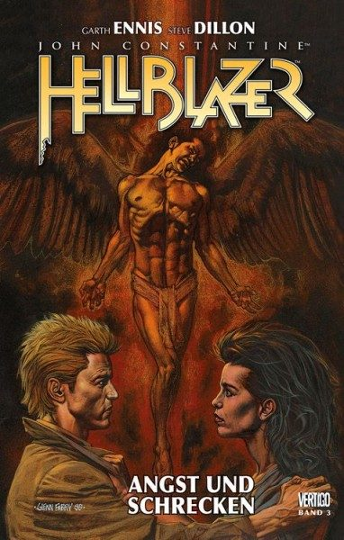 Hellblazer - Garth Ennis Collection 3 - Angst und Schrecken