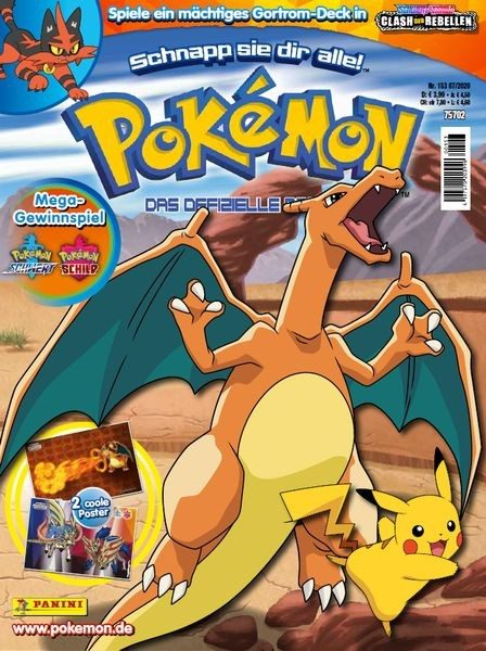 Pokémon Magazin 153 Cover