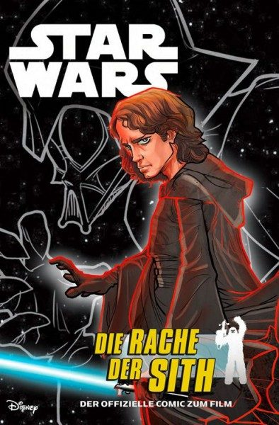 Star Wars Junior Graphic Novel - Episode III - Die Rache der Sith