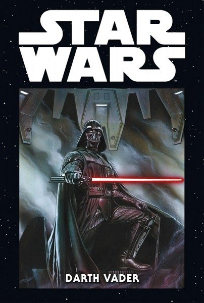 Star Wars Marvel Comics-Kollektion 3 - Darth Vader Cover