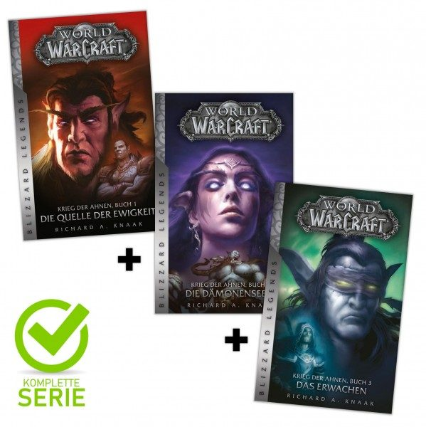 World of Warcraft - Krieg der Ahnen Komplett-Bundle