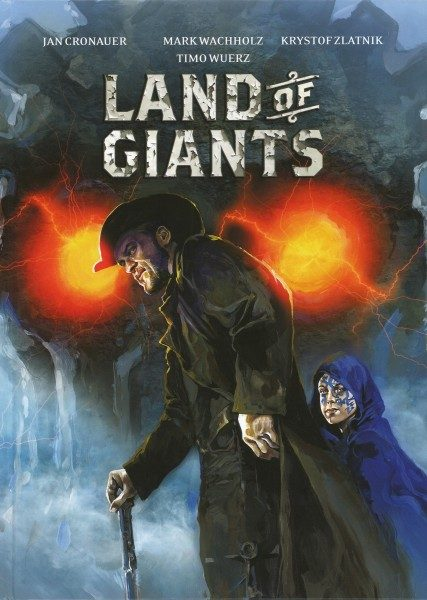 Land of Giants 1 Cover