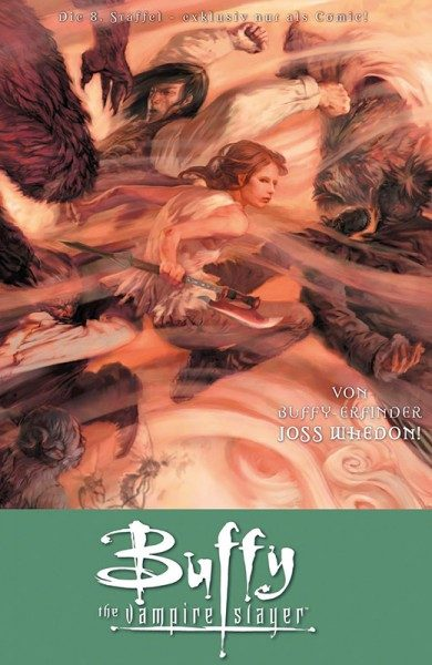 Buffy Staffel 8 Deluxe 2 Cover