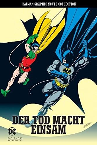 Batman Graphic Novel Collection 51: Der Tod macht einsam Cover