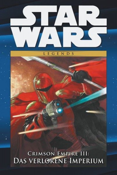 Star Wars Comic-Kollektion 57 - Crimson Empire III - Das verlorene Imperium