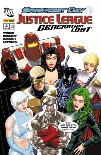Justice League - Generation Lost 4
