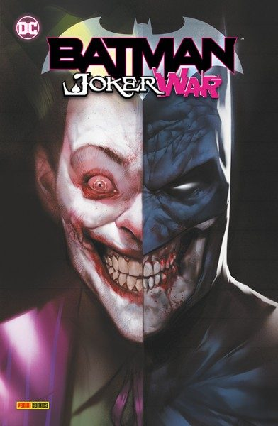Batman Sonderband - Joker War Cover