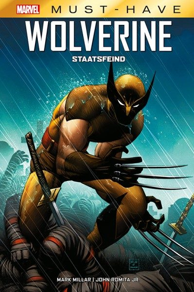 Marvel Must-Have - Wolverine - Staatsfeind Cover