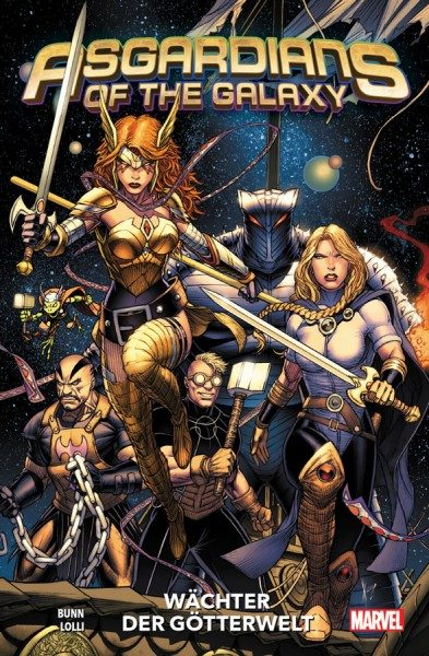 Asgardians of the Galaxy 1 - Wächter der Götterwelt
