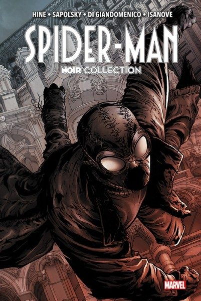 Spider-Man Noir Collection Cover
