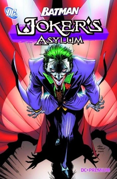 DC Premium 59 - Jokers Asylum
