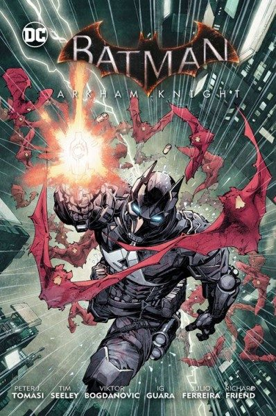 Batman - Arkham Knight 3 Hardcover