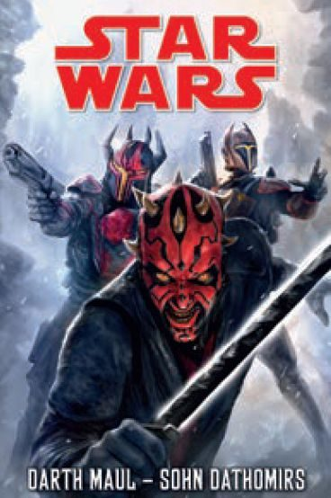Star Wars - Darth Maul - Sohn...