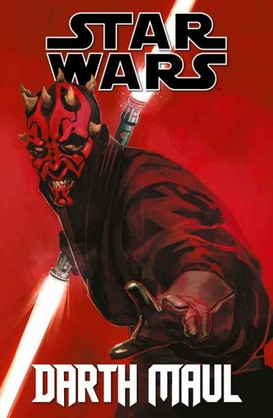 Star Wars - Darth Maul Cover