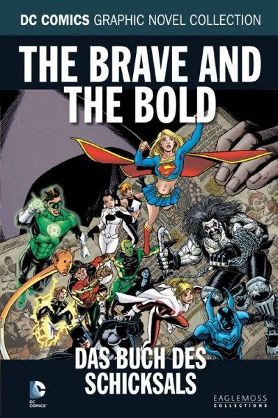 Eaglemoss DC-Collection 16 - The Brave and the Bold - Das Buch des Schicksals