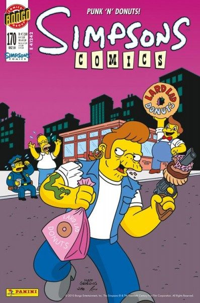 Simpsons Comics 170