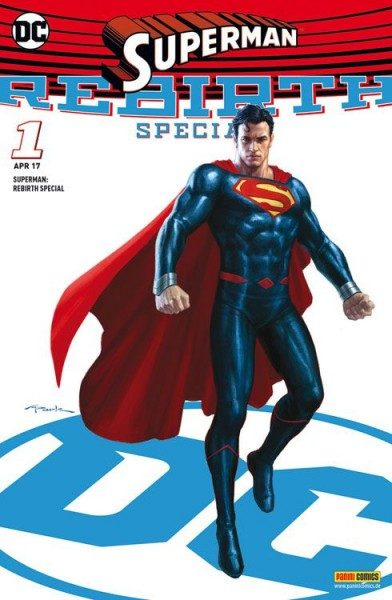 Superman - Rebirth - Special Variant