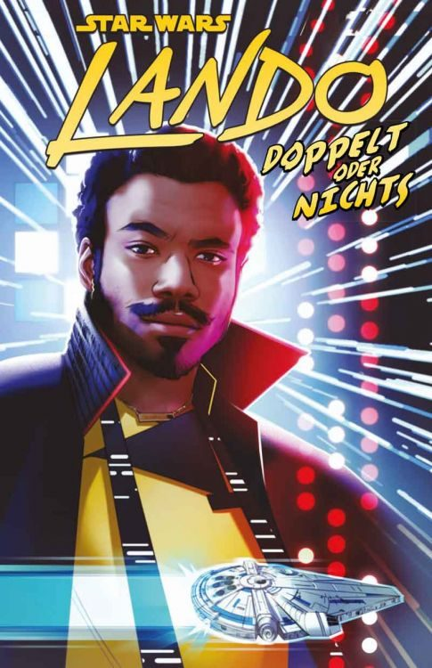 Star Wars Sonderband 110 - Lando -...