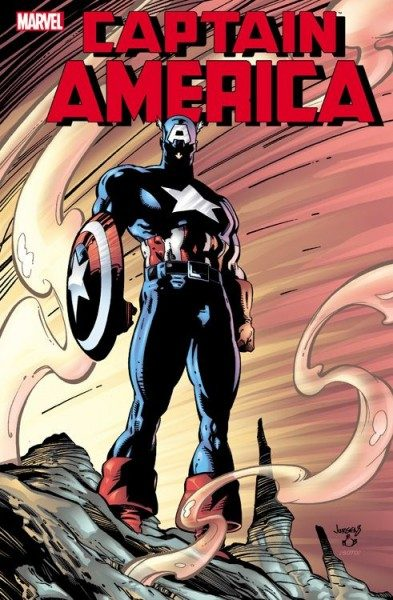 Captain America 1 - Neuanfang Leipziger Buchmesse Variant
