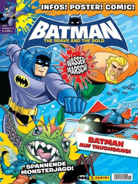 Batman - The Brave and the Bold 15