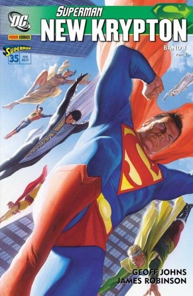 Superman Sonderband 35 - New Krypton 1