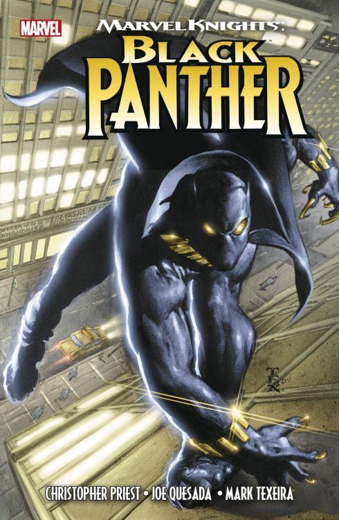 Marvel Knights - Black Panther