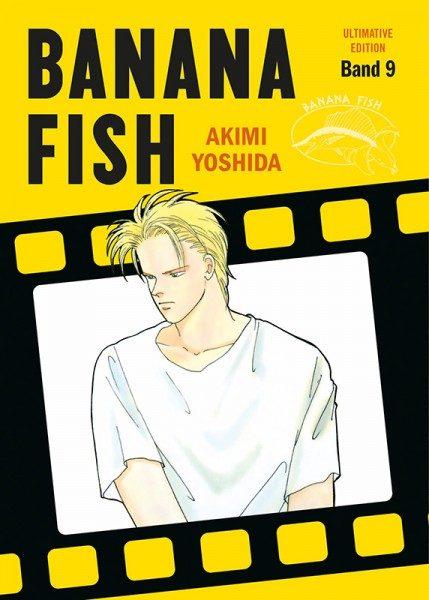 Banana Fish - Ultimative Edition 9 Cover
