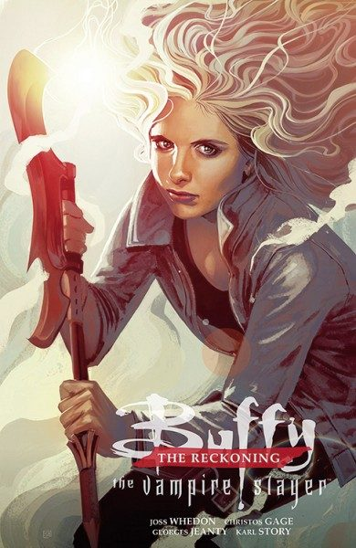 Buffy the Vampire Slayer - 12. Staffel - Die Abrechnung Cover