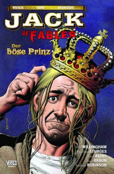 Jack of Fables 3 - Der böse Prinz