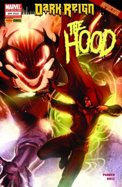 Dark Reign - The Hood