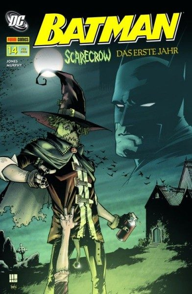 Batman Sonderband 14 - Batman/Scarecrow