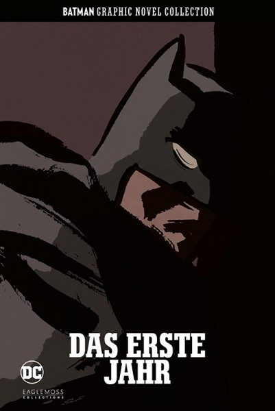 Batman Graphic Novel Collection 53 - Das erste Jahr Cover