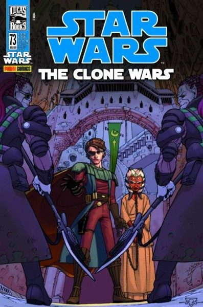 Star Wars 73 - The Clone Wars