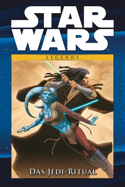 Star Wars Comic-Kollektion 117 - Das Jedi-Ritual Cover