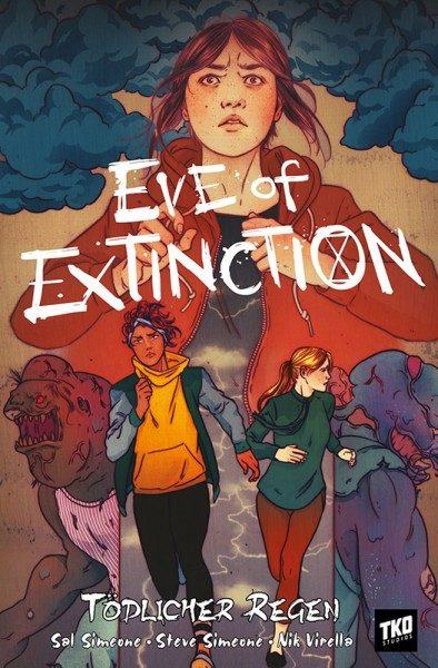 Eve of Exctinction 1 Cover
