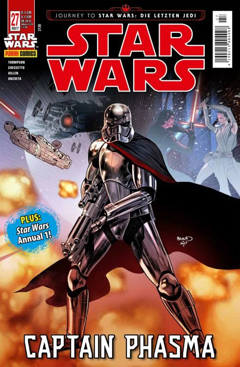 Star Wars 27 - Captain Phasma 1 /...