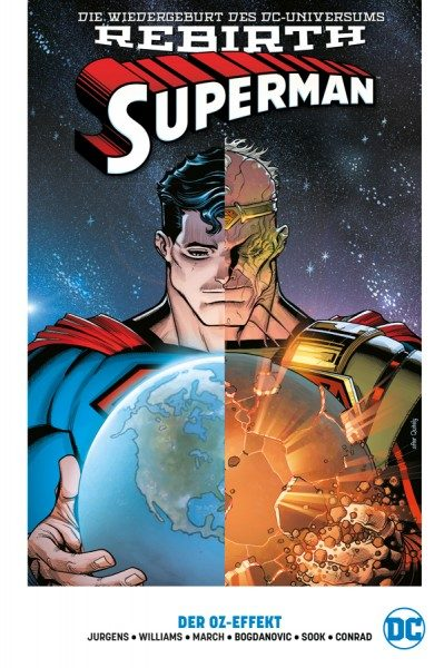 Superman Paperback 5 - Der Oz-Effekt Hardcover