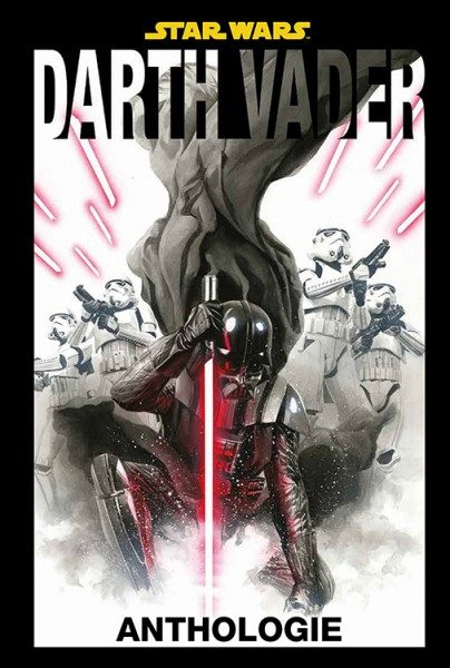 Star Wars: Die Darth Vader-Anthologie Cover