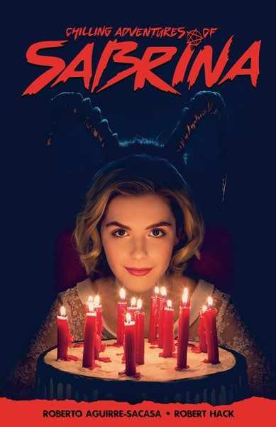Chilling Adventures of Sabrina 1 Cover