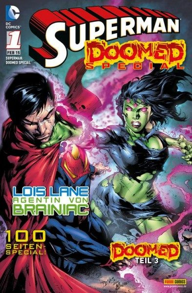 Superman - Doomed Special 1