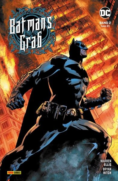 Batmans Grab 2 Cover