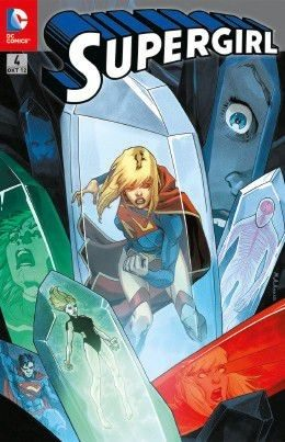 Superman 4 Comic Action 2012 Variant