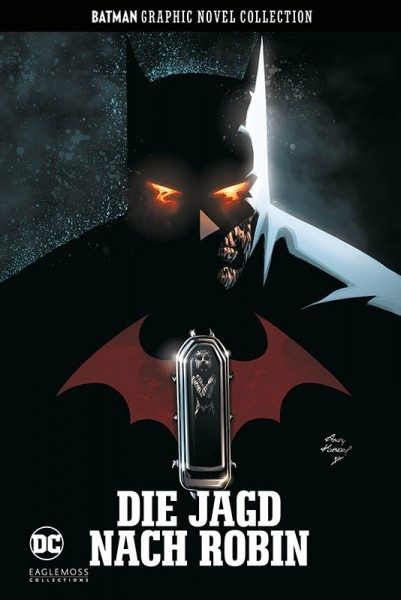 Batman Graphic Novel Collection 43 Die Jagd nach Robin Cover