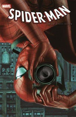 Spider-Man 103 Comic Action 2012 Variant