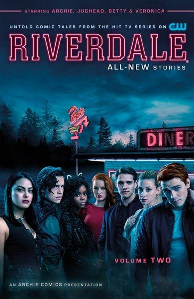 Riverdale 2 Cover