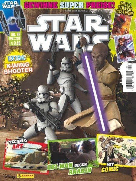 Star Wars - Magazin 9