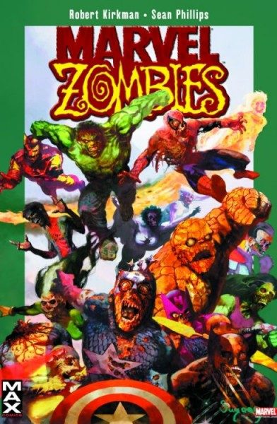 Max 17 - Marvel Zombies
